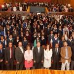 Recibe UAA a estudiantes de bachillerato para mostrar su oferta educativa