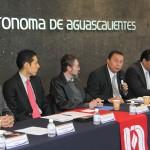 Se presenta la convocatoria para la quinta edición de concurso EMPRENDE UAA 2013