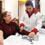 Estudiantes de la UAA  realizan jornadas médicas en municipios y comunidades del estado.