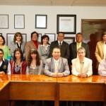 Reconoce rector a estudiantes que participaron en Olimpiadas nacionales de Biología
