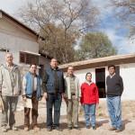 Anuncia rector remodelación de la estación biológica Agua Zarca en beneficio de estudiantes e investigadores