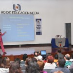 Centro de Educación Media de la UAA fortalece vínculos con padres de familia