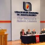 I Foro Internacional sobre Mediación Comunitaria y Participación Ciudadana en el marco del 40 aniversario de la UAA