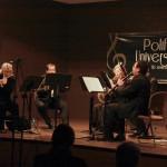 Integrantes de la Orquesta Sinfónica de la Universidad de Guanajuato ofrecen concierto en la UAA