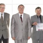 UAA reconoce labor destacada de catedráticos del CCDC en ceremonia de jubilación