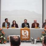 Centro de Ciencias Agropecuarias de la UAA presenta libro Flor Apícola de Aguascalientes