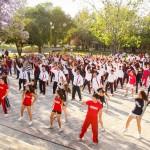 UAA celebra día mundial de activación física con evento masivo