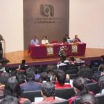 Estudiantes de la UAA fortalecen conocimientos en congreso sobre cultura física y deporte