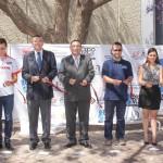 UAA presentó expovial 2013, con el objetivo de generar cultura vial en los estudiantes