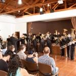 UAA ofreció concierto magno en la Semana Nacional del Trombón