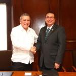 Firma UAA convenio de colaboración con la UNACAR