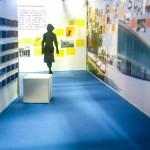 Licenciaturas del CCDC llevaron a cabo el diseño del stand informativo de la UAA para la FNSM 2013