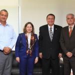Agencia en energía renovable trabajará en vinculación con la UAA para promover uso de energías alternativas