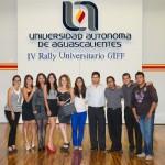 UAA llevó a cabo proyección de cortometrajes que participaron en el rally universitario del GIFF