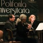 Polifonía Universitaria presentará recital con repertorio de grandes representantes del jazz
