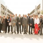 Visitan representantes del Consejo de Comercio de la UE el Campus Sur de la UAA