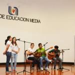 CEM de la UAA llevó a cabo roleando con los valores universitarios