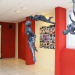 Centro Cultural Universitario inaugura Metamorfosis, exposicion colectiva de artistas de Aguascalientes