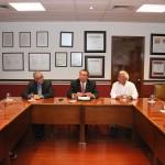 Se presenta nuevo Consejo Directivo de Fundación UAA con el rector MAC