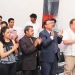 5ta. edición de asesorías del concurso emprende UAA presentó la conferencia magistral El ecosistema emprendedor en México