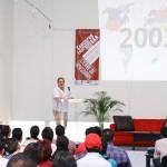 UAA presentó El ecosistema emprendedor en México, conferencia impartida por Marcus Dantus