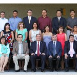 Entregan reconocimientos a personal administrativo de confianza en la UAA