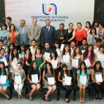 Alumnos del CCDC reciben reconocimiento por mejores promedios y desempeño académico