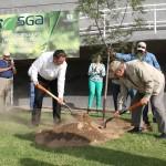 UAA reforesta sus más de 175 mil metros cuadrados de áreas verdes