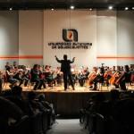 Orquesta de la UAA presentó breve repertorio en ciudad de Jalisco