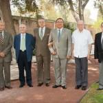 Con motivo del 40 aniversario de la UAA se reunen ex rectores para refrendar su apoyo incondicional a la Institución