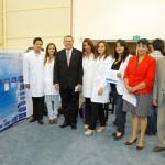 Más de 400 estudiantes UAA presentan carteles, material didáctico y productos desde ciencia básica