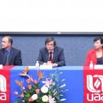 Se inaugura simposio en la UAA sobre problema de amebiasis, con ponentes de la UNAM, CINVESTAV e IMSS.