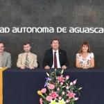 UAA y Universidad de San Luis, Argentina estrechan lazos de colaboración