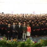 Egresan 589 estudiantes de educación media de la UAA