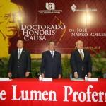 UAA celebra su 40 aniversario entregando doctorado Honoris Causa a José Narro Robles