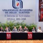 STUAA presentó segundo informe anual de actividades