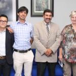 UAA promueve intercambios académicos con Bélgica en el área de Medicina