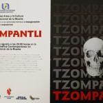 Exposición Tzompantli en el Museo Nacional de la Muerte
