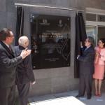 """Se nombra """"Profesora Bertha Lozano de la Torre"""" a biblioteca del plantel oriente del Centro de Educación Media"""