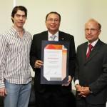 UAA segundo lugar nacional en premio Universidad-Empresa