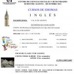 Más de siete idiomas extranjeros pueden ser aprendidos en la UAA
