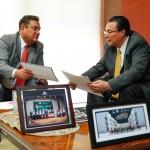 Sala de Juicios Orales de la UAA beneficiará a Comunidad universitaria y población del estado