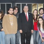 Arrancan actividades académicas más de 16 mil estudiantes en la Autónoma de Aguascalientes