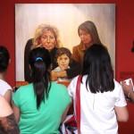 UAA inaugura exposición Párabolas de un Itinerario Fortuito de Carmen Chami