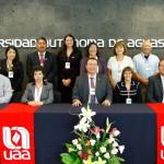 UAA será sede de la Reunión de la Red Nacional de Vinculación de ANUIES en 2014