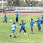 UAA fomenta la práctica deportiva a niños de 3 a 12 años junto con sus padres