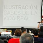 La Ilustración es un campo que pueden explorar diseñadores gráficos para mejorar su espectro laboral
