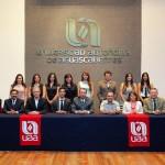 Se renuevan ocho sociedades de alumnos de la UAA