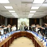 Se Instala el H. Consejo Universitario con 42 nuevos integrantes