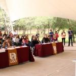 UAA premia a estudiantes por su oratoria y participación en el servicio social